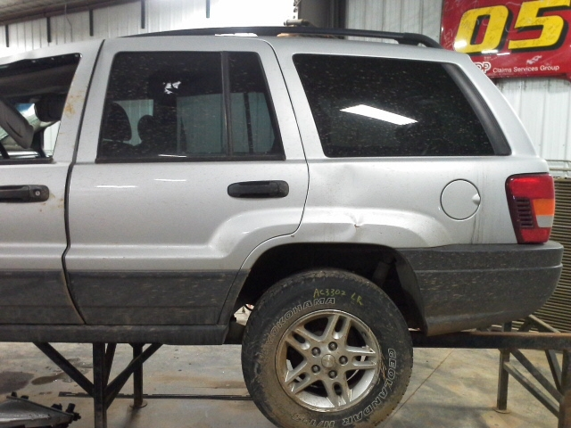 2004 Jeep Grand Cherokee Rear Bumper Ebay