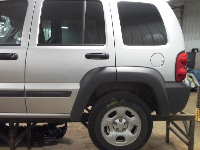 2004 Jeep Liberty Rear Door Window Regulator Power Left Ebay