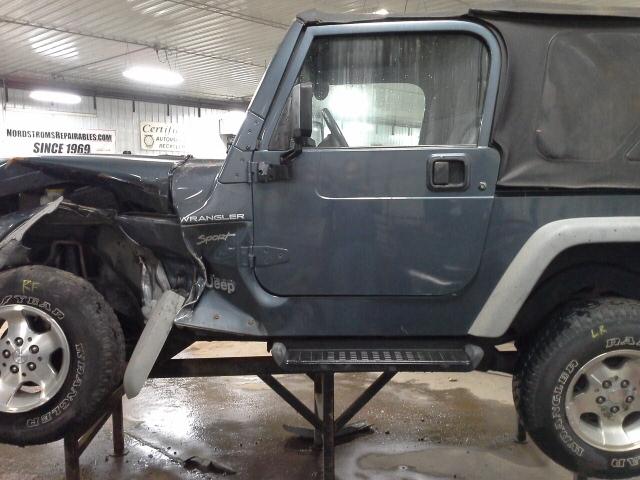 2002 jeep wrangler fuse panel block ebay. Black Bedroom Furniture Sets. Home Design Ideas
