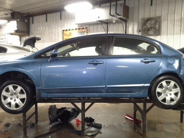 2008 Honda Civic ENGINE WIRE HARNESS 1-08,1.8L,5SPD AUTO,LX | eBay