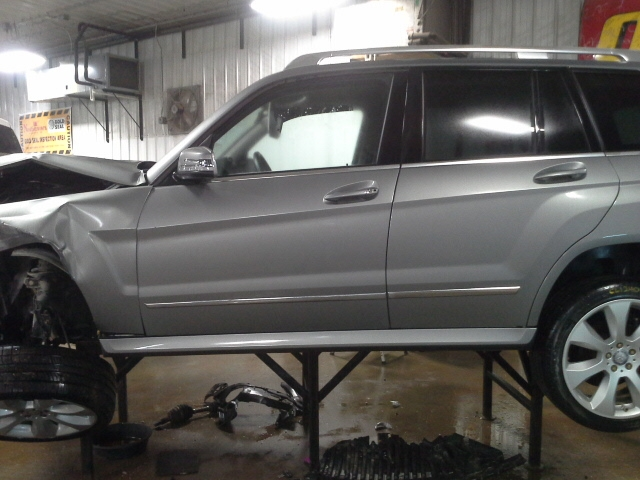 2011 mercedes benz glk350 rear hub wheel bearing ebay for Mercedes benz glk350 accessories