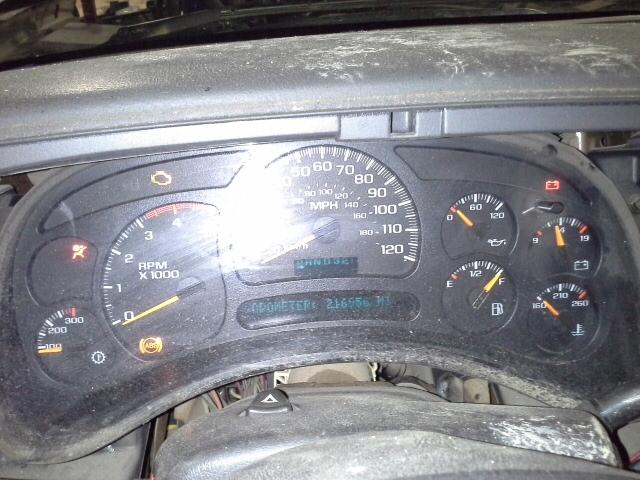 2005 Chevy Silverado 3500 Pickup POWER BRAKE BOOSTER ...