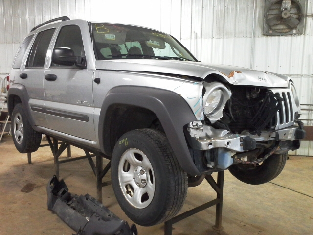 Used 2004 Jeep Liberty Front Hub Wheel Bearing For Sale