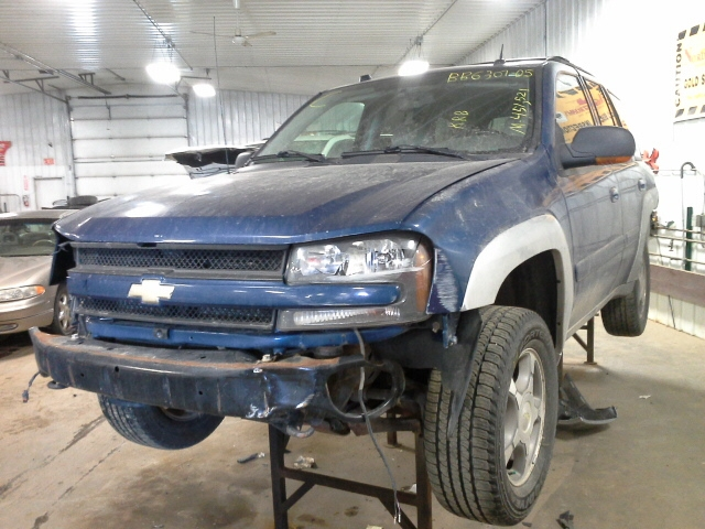Gm 4x4 Front Axle Housing : Chevy trailblazer front axle differential ratio