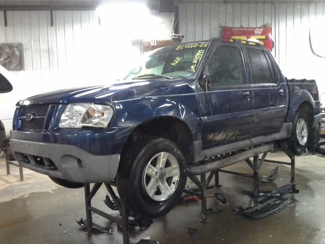 2005 ford explorer sport trac rear drive shaft ebay. Black Bedroom Furniture Sets. Home Design Ideas