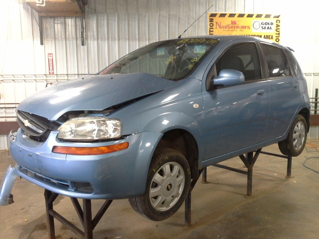 2005 chevy aveo 14 wheel rim 14x5 12 4 lug 100mm alum ebay 2005 chevy aveo 14 034 wheel rim 14x5 publicscrutiny Images