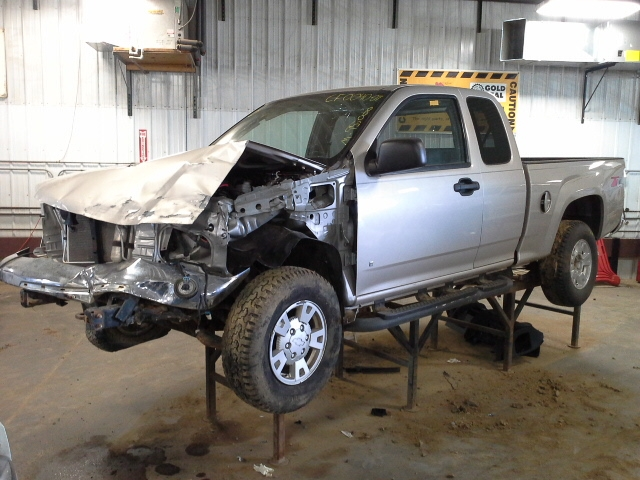 Gm 4x4 Front Axle Housing : Chevy colorado front axle differential ratio