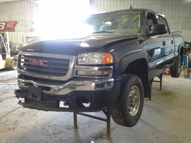 used 2006 gmc sierra 1500 pickup front axle differential 4. Black Bedroom Furniture Sets. Home Design Ideas