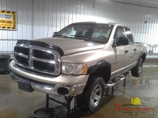 Details about 2002 Dodge 1500 Pickup AIR CLEANER