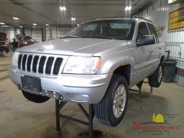 2003 jeep grand cherokee rear axle assembly 3 73 ratio 4x4 ebay ebay