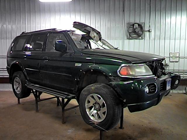part image - Mitsubishi Montero 2000 Custom