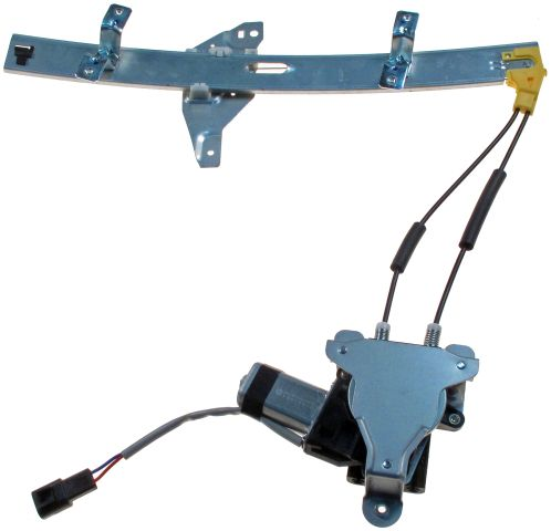New door power window regulator motor front left driver for 2002 buick regal window regulator