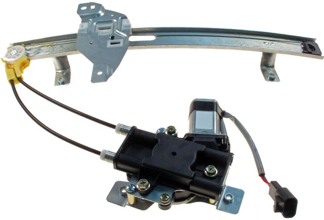 New pair power window regulator and motor rear lh rh for 1998 buick regal window motor