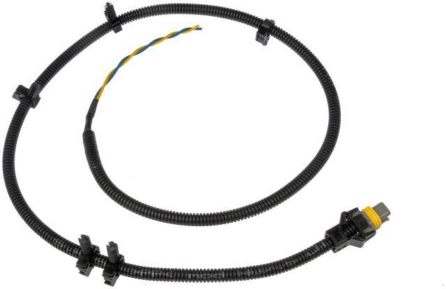 new abs wheel speed sensor wire harness front rear dorman. Black Bedroom Furniture Sets. Home Design Ideas